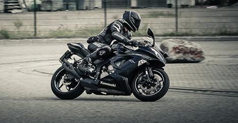 Klasse A Motorrad Quad Wichmann